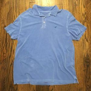 Light Blue Nautica Polo size XL
